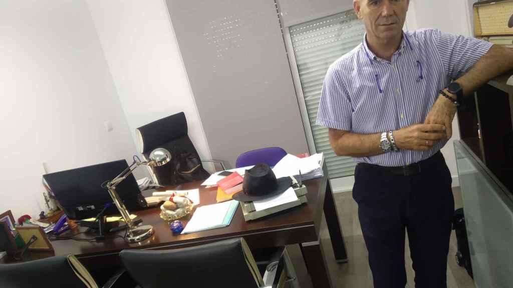 El penalista murciano Mariano Bo defiende a Vicente en el proceso