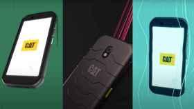 CAT S42: un móvil ultrarresistente de gama baja