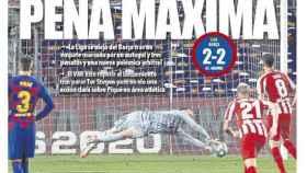 Portada Mundo Deportivo (01/07/20)