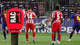 El cabreo en RAC1 por el penalti repetido del Atleti ante el Barça: Es indignante...