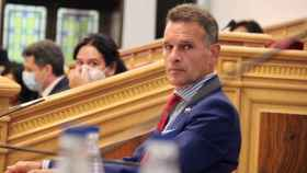 José López Gamarra, viceportavoz del grupo popular en el Ayuntamiento de Toledo
