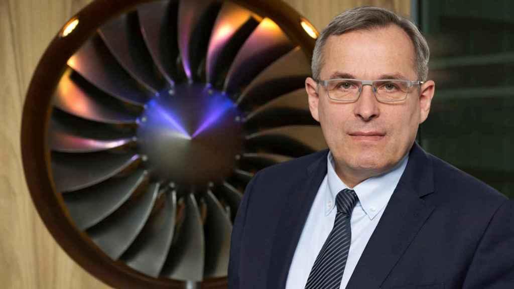 Gerhard Bähr es el nuevo CEO de EuroJet Turbo GmbH.