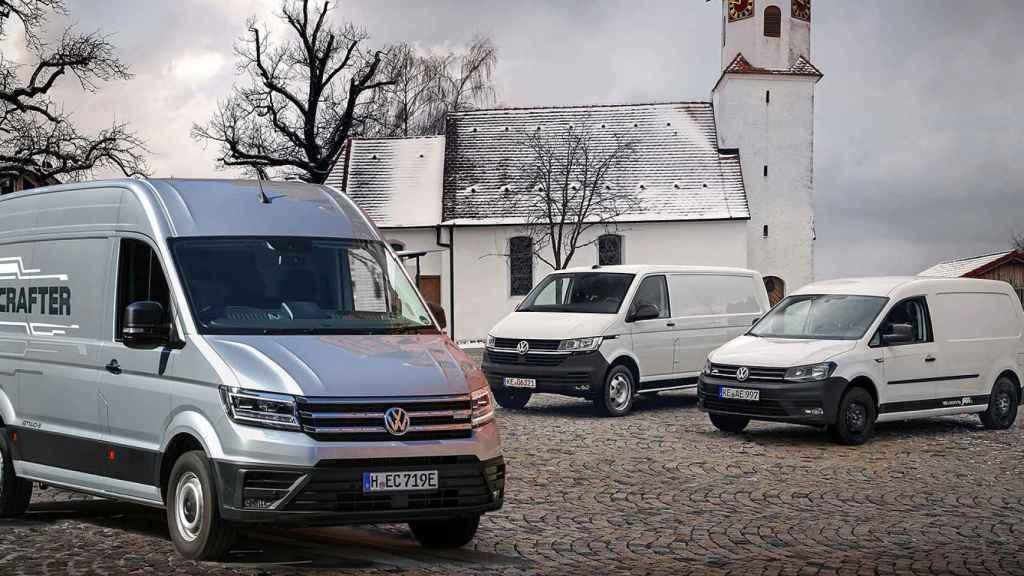 Eléctricos de Volkswagen.
