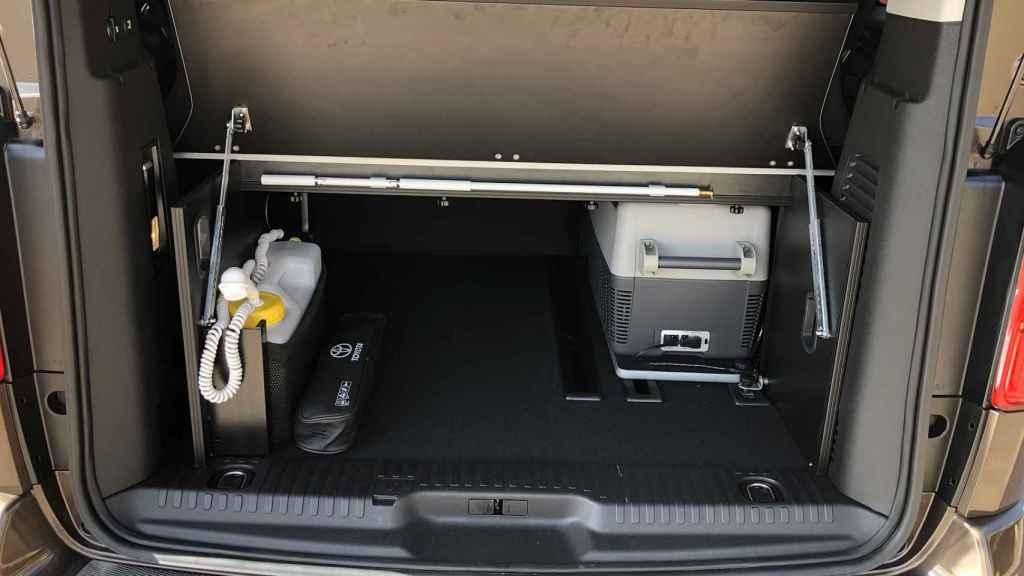 Toyota Proace Verso en versión Camper.