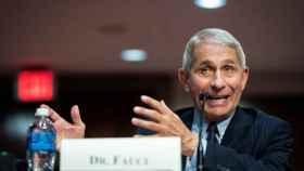 Anthony Fauci, director del Instituto Nacional de Enfermedades Infecciosas y Alergias de EEUU.