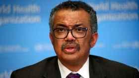 El director general de la OMS,Tedros Adhanom Ghebreyesus.