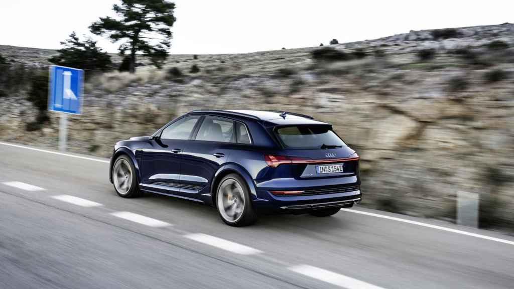 Nuevo Audi e-tron S.