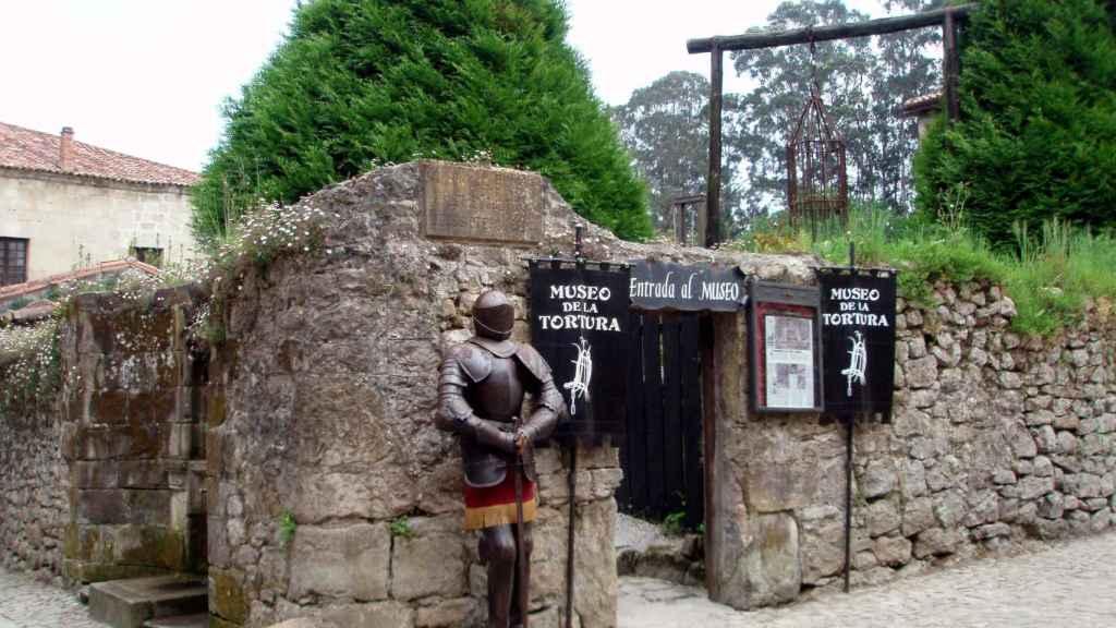 Museo de la Tortura de Santilla del Mar
