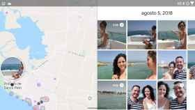Cómo usar el mapa de calor de Google Fotos para localizar fotografías