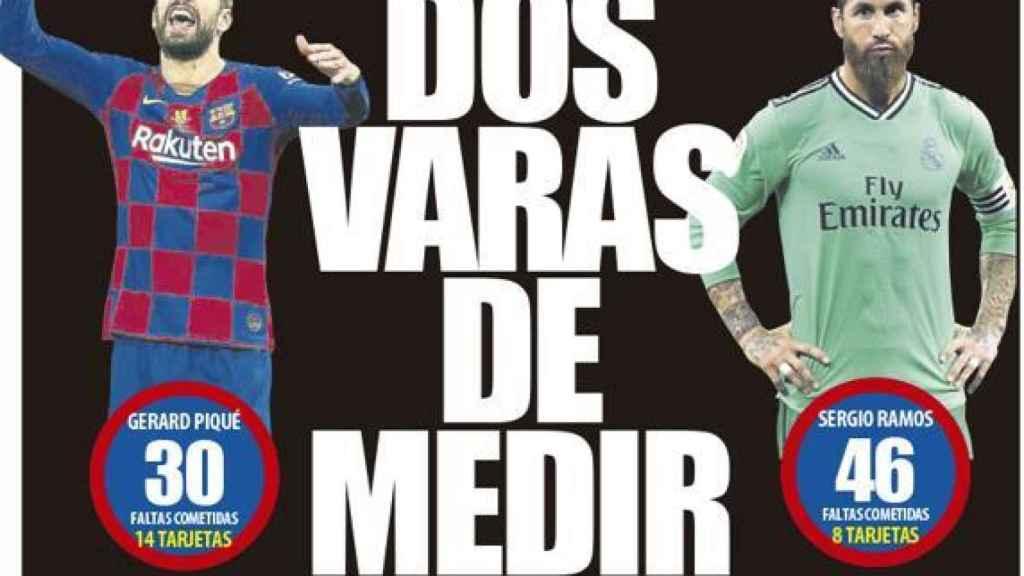 Portada Mundo Deportivo (02/07/20)