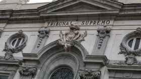 Edificio del Tribunal Supremo.