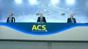 Junta general de accionistas de ACS de 2020.