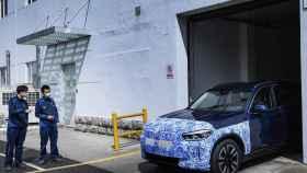 Nuevo BMW iX3.