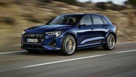 Así es el nuevo Audi e-Tron S de 503 CV.