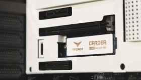 El SSD T-Force Cardea Ceramic C400 es impactante