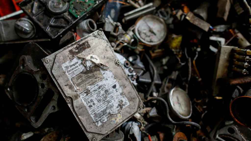 Growing e-waste in the Philippines