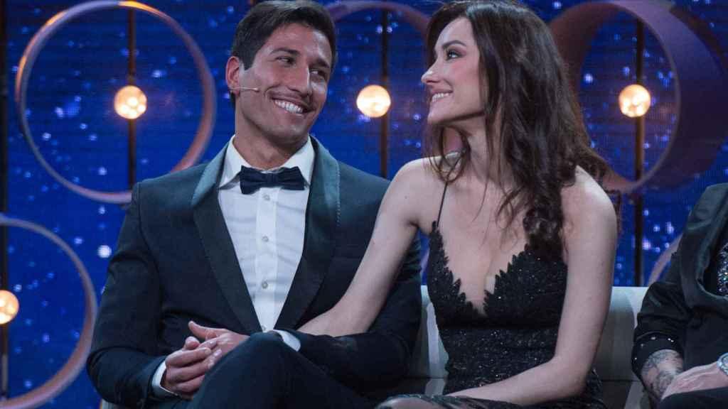 Gianmarco y Adara Molinero se conocieron en 'GH VIP'.