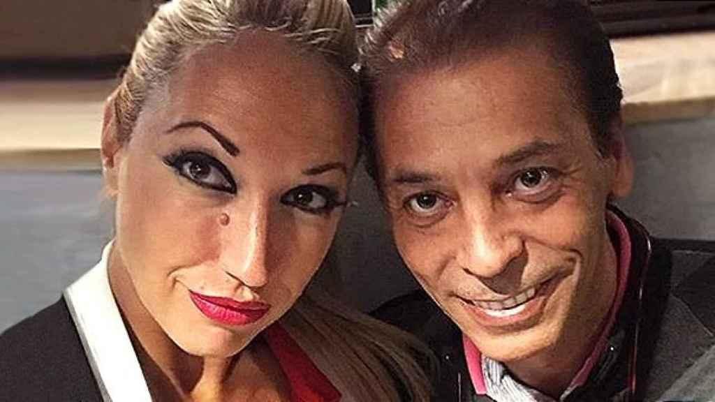 Ana Ponce y Karlos Granada.