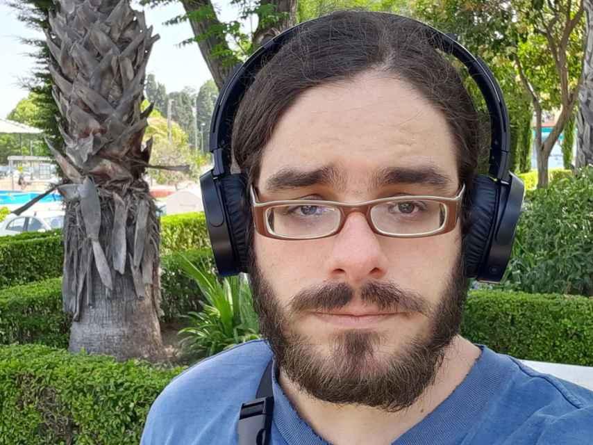 El selfie de este M31 es suficiente.