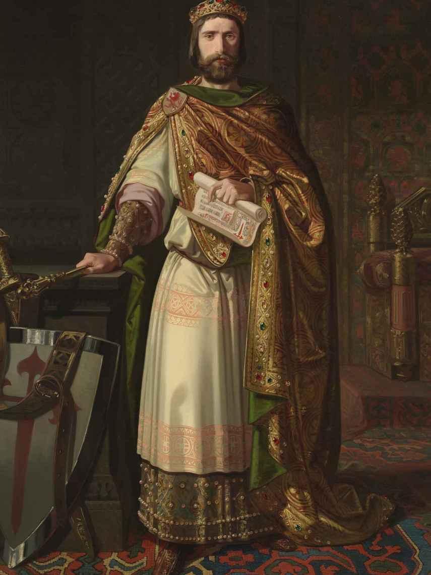 Fernando II de León.