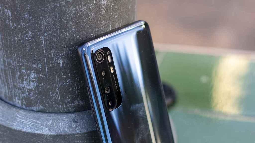 Xiaomi Mi Note 10 Lite, versión recortada del Mi Note 10.