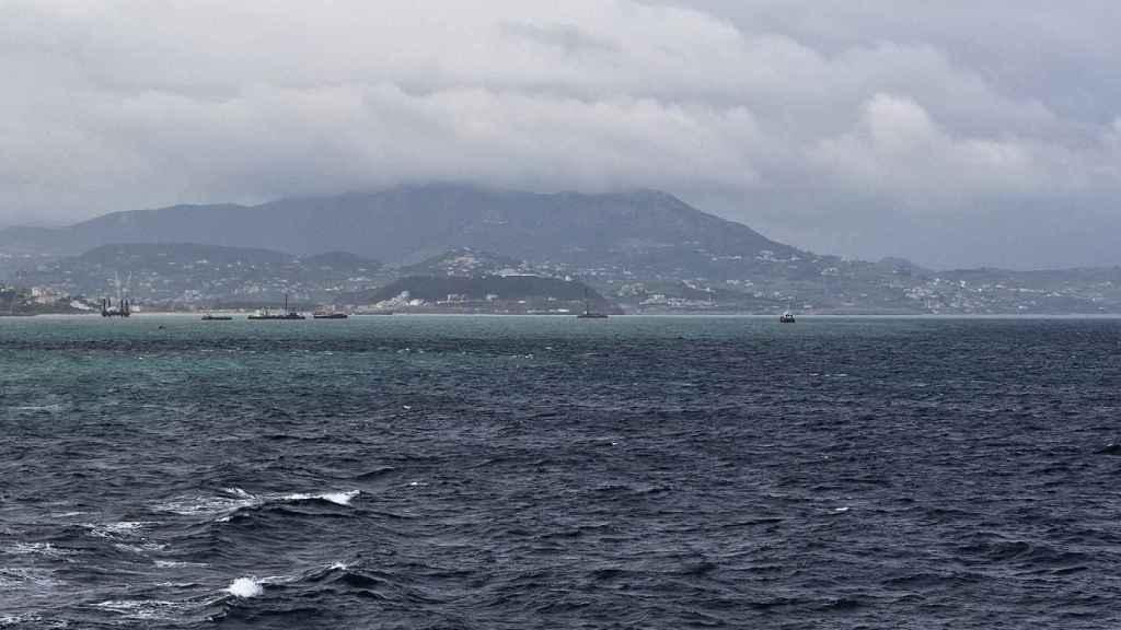 Base naval de Alcazarseguir, en Marruecos.
