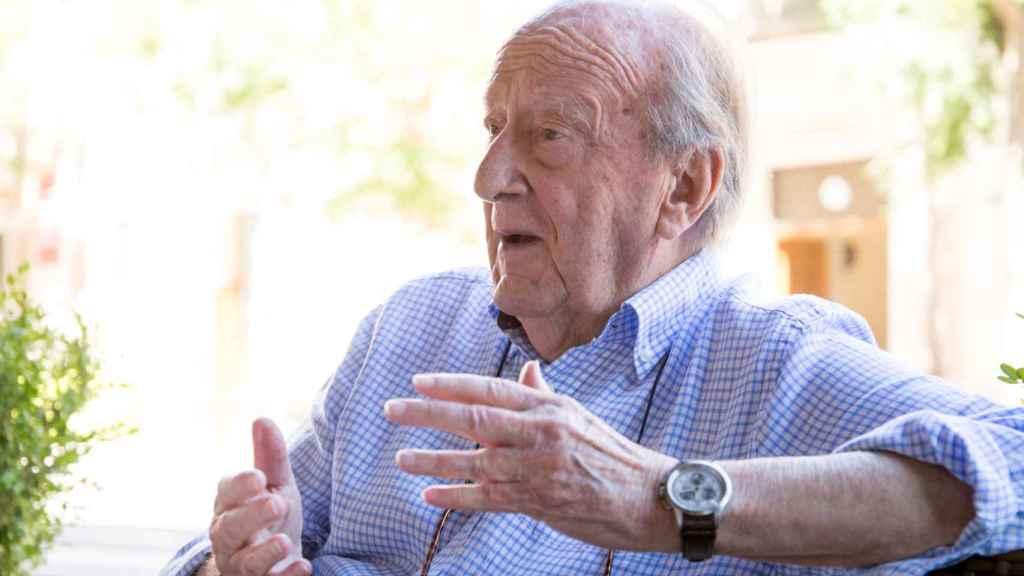 Westendorp también fue embajador de España en Estados Unidos.