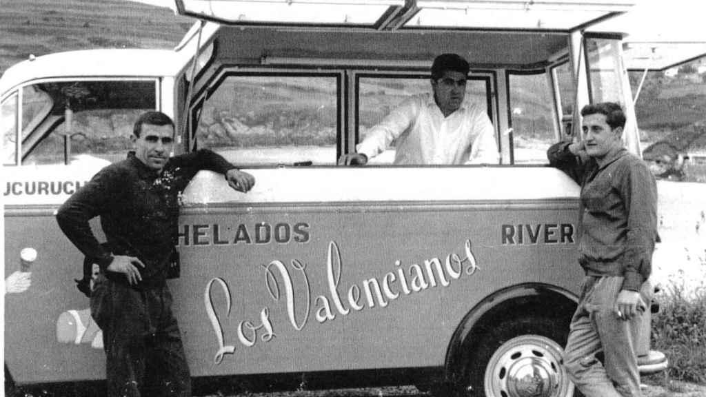 Helados Los Valencianos, socios asturianos de Alacant.