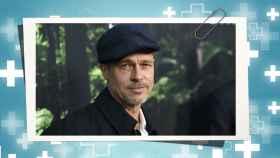Brad Pitt en un montaje de Jaleos.