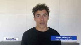 Marc Márquez promueve el uso de la moto como vehículo ideal en estos tiempos de 'nueva normalidad'.