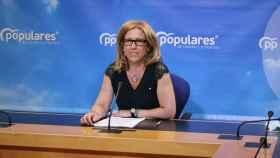 La senadora del PP Pilar Alía