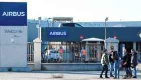 Instalaciones de Airbus en Illescas