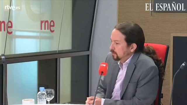 Iglesias propone una comisión de investigación sobre el caso Dina y las cloacas