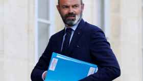 El primer ministro francés, Édouard Philippe, presenta su dimisión