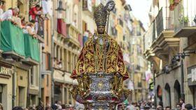 San Fermín.