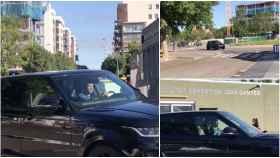 Jordi Alba se saca el carnet de conducir