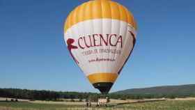 Cuenca desde el aire en globo, una experiencia inolvidable