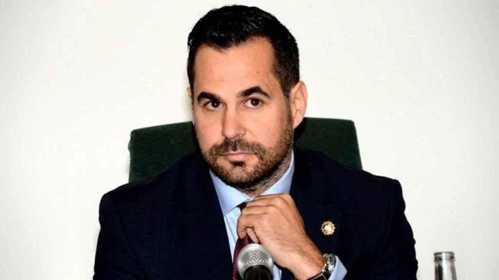 El fiscal Ignacio Stampa.