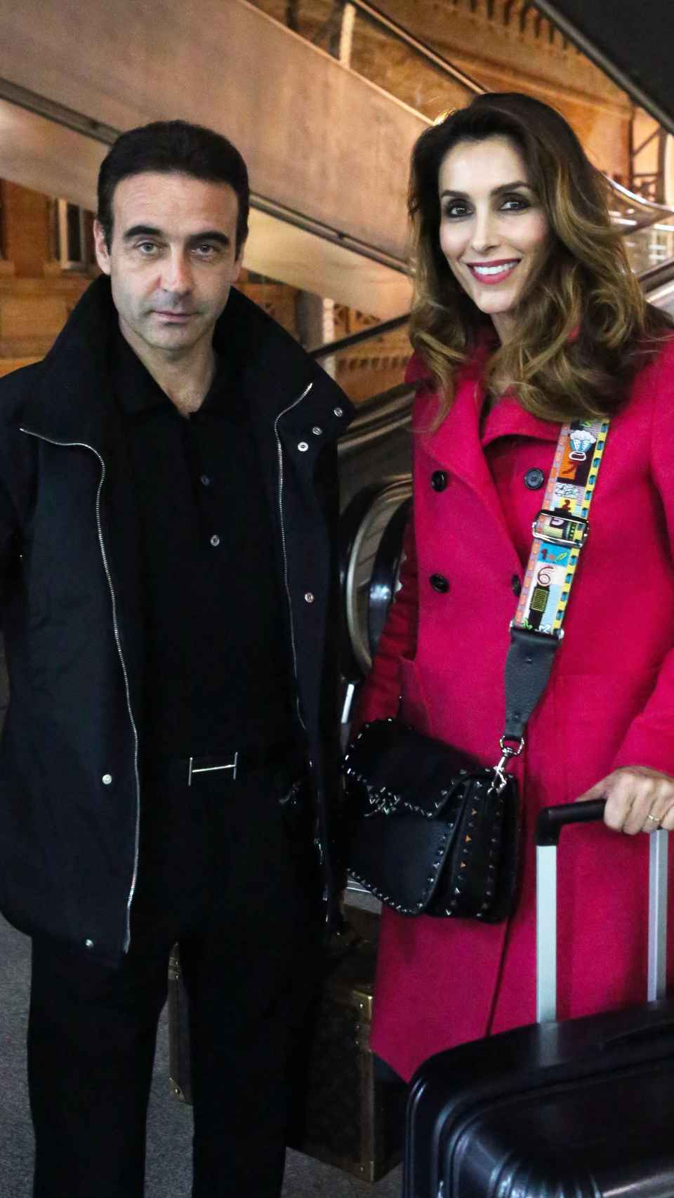Paloma y Enrique en imagen de archivo.