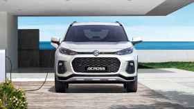 Nuevo Suzuki Across 2021.