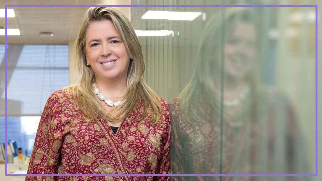 Mirenchu Villa, directora general de Internacional y Participadas de Mutua Madrileña.