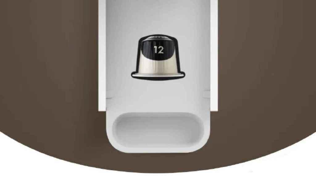 Máquina de café por cápsulas