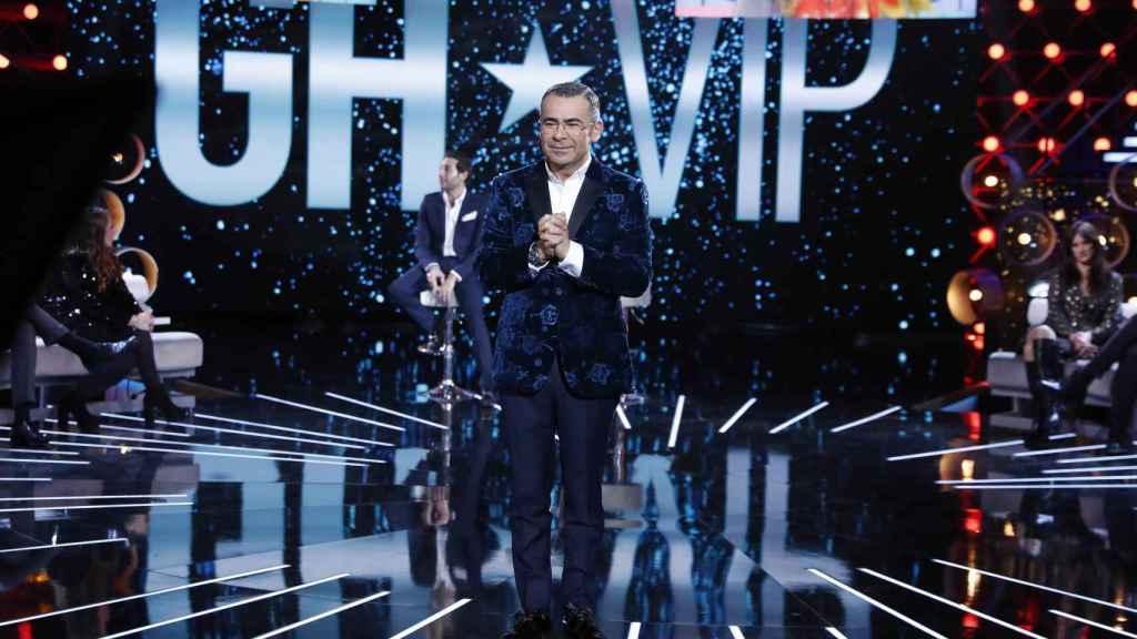 Jorge Javier Vázquez durante la última edición de GH VIP.