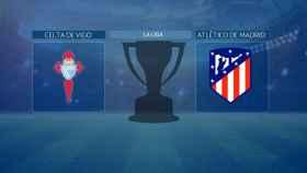 Celta de Vigo - Atlético de Madrid, partido de La Liga