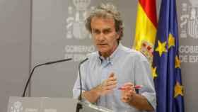 Fernando Simón, el director del Centro de Coordinación de Alertas y Emergencias Sanitarias (CCAES)