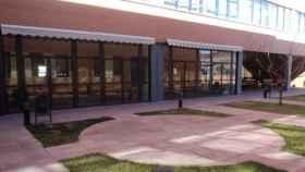 Residencia Alábega de Albacete, una de las afectadas por la prohibición de visitas a los mayores