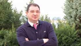 Manuel Fernández, presidente del Grupo Popular de la Diputación de Toledo