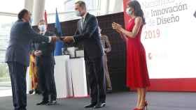 Los Reyes entregan el Premio de Innovación y Diseño a la Trayectoria Innovadora a Ignacio Galán
