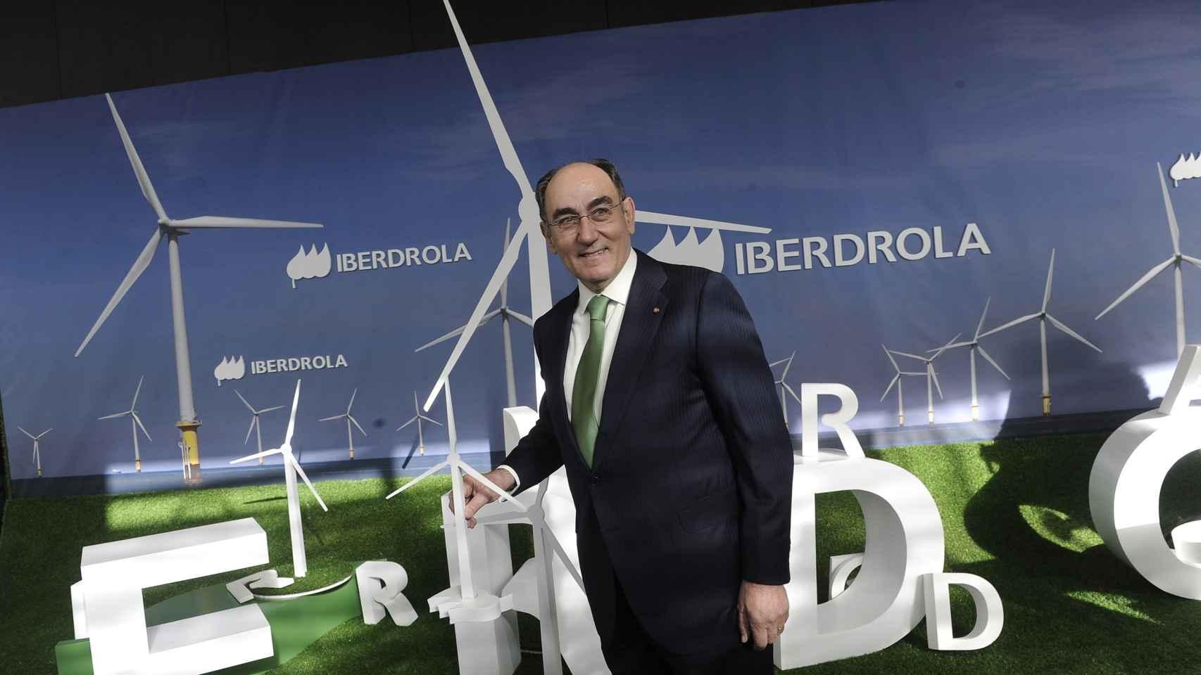 Iberdrola acelera para invertir hasta 10.000 millones cada año en energías limpias