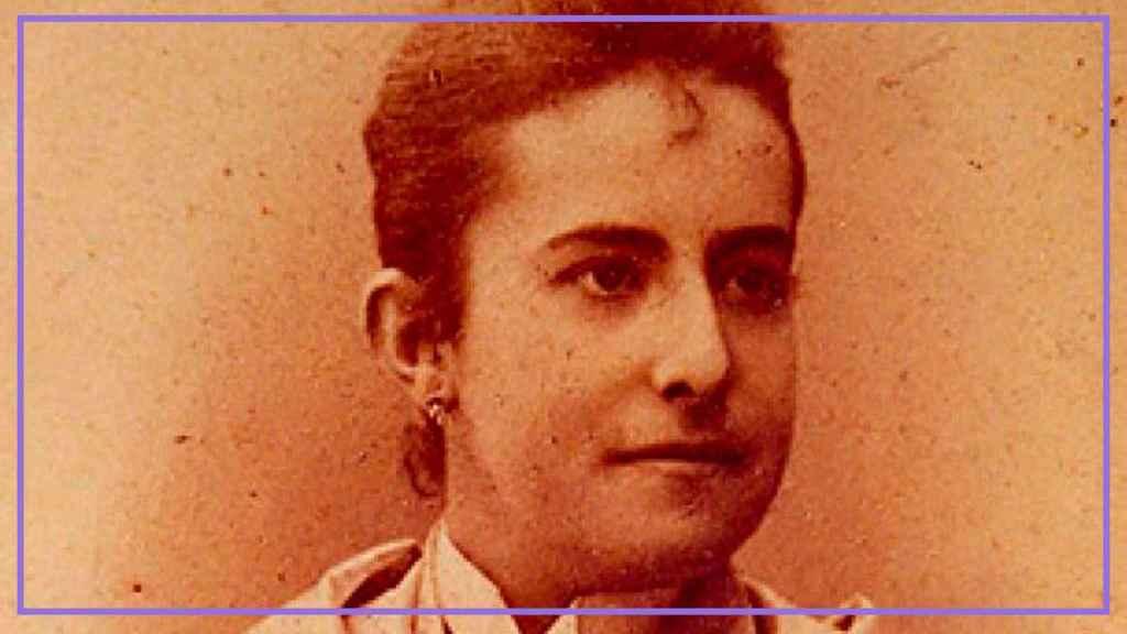 Elena Maseras se matriculó en la Facultad de Medicina de la Universidad de Barcelona en 1872.
